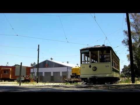 Wig Wag Railroad Crossing in Perris, CA