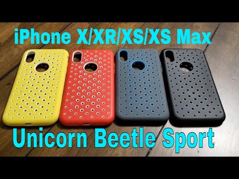 workout/exercise-case-for-iphone---unicorn-beetle-sport-case