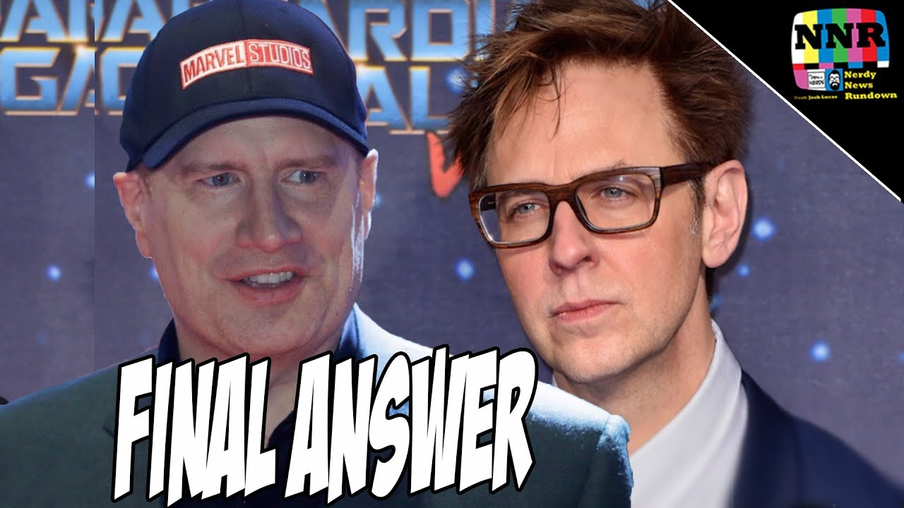 James Gunn Tweets Fired Story: Disney's Final Answer is THIS?