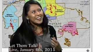 Leona Morgan: Navajo Nation free from nuclear proliferation