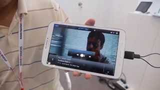 Geniatech PT360 DVB-T2 TV on Android Phone and Tablet