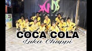 COCA COLA Luka Chuppi Hip Hop Dance Video   Pankaj Soni GND Crew   Neha kakkar Tony Kakkar