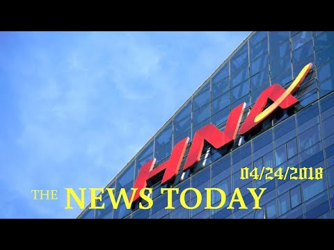 Exclusive: China's HNA Group Seeks Up To $1.5 Billion In New Fund - Document | News Today | 04/...