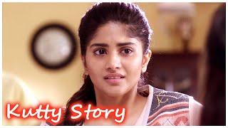 Kutty Story Tamil Movie   Megha Aakash gives birth to a boy   Avanum Naanum   Amitash   Megha Aakash