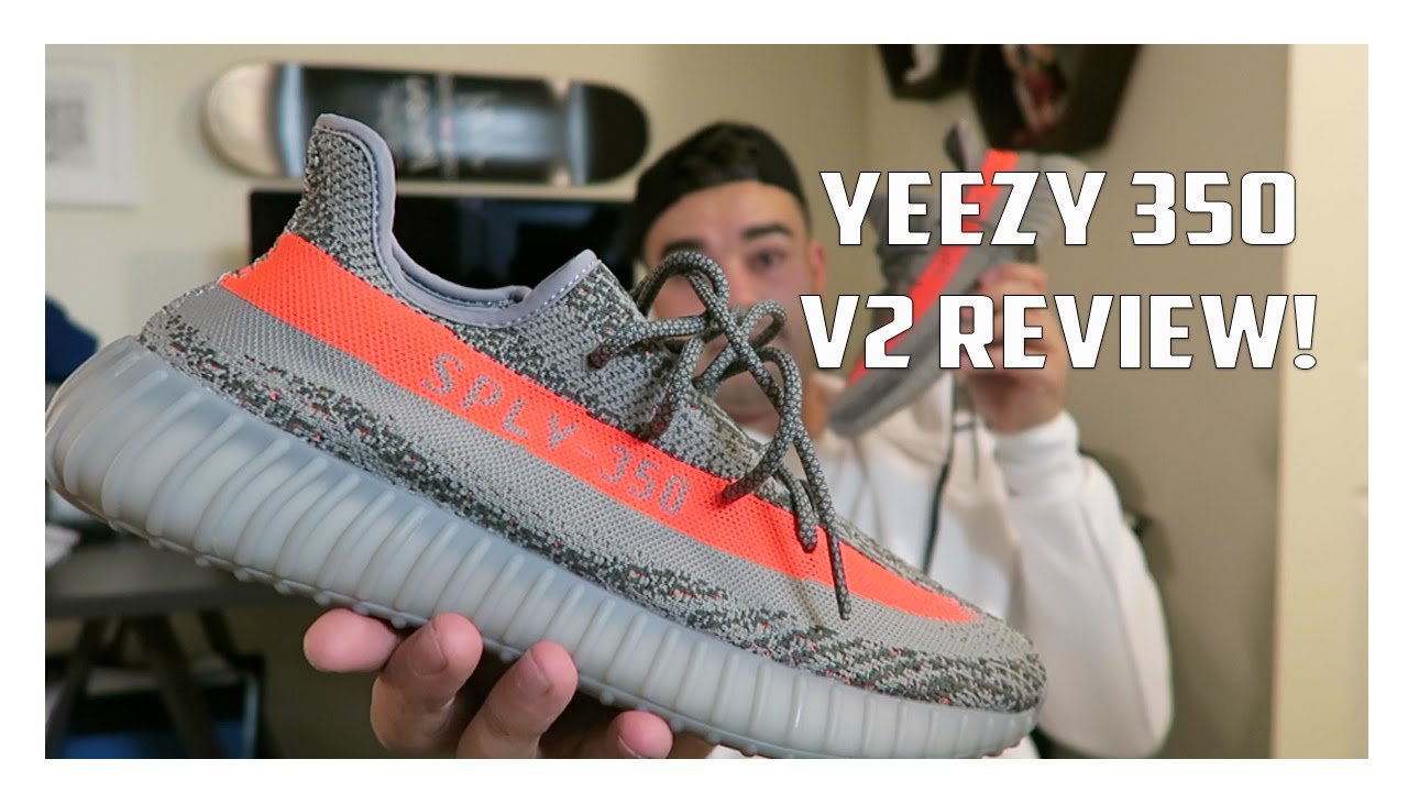 b0706d81291fc Kanye West Yeezy Boost 350 V2 Review + Legit Check - YouTube
