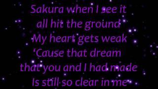 SAKURA(English Ver.)