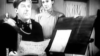 Антон Иванович сердится 1941 | Советский фильм мюзикл