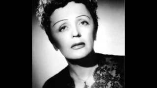 Watch Edith Piaf Paris video