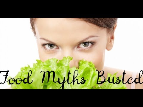 Food Myths Busted - Dr Esposito