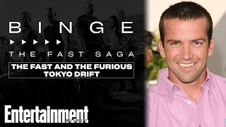 Lucas Black on 'The Fast and the Furious: Tokyo Drift' | EW's Binge | Entertainment Weekly