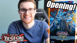 Download lagu Yu-Gi-Oh! Mechanized Madness Structure Deck Opening + Discussion!