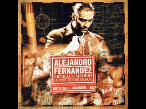 Alejandro Fernández Te Sigo Amando Youtube