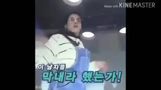 Movimiento naranja vercion BTS