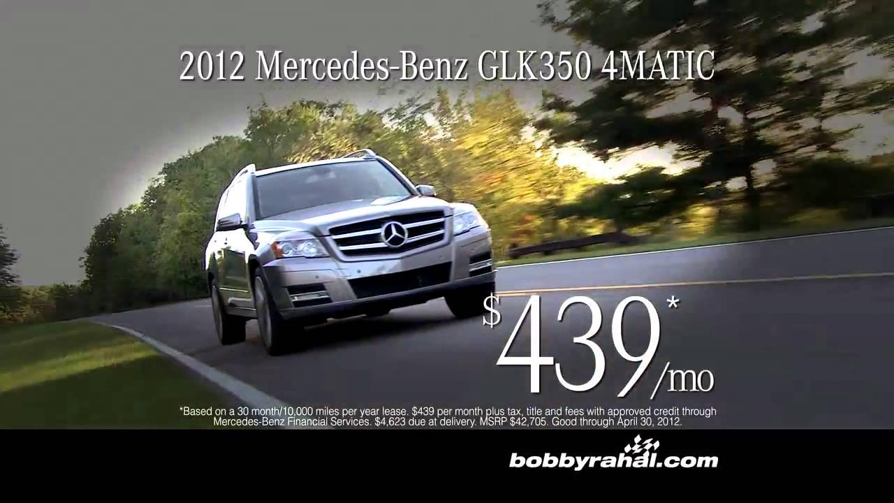 30 Tv Synergy Mercedes Benz Of Pittsburgh Bobby Rahal Motorcar