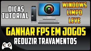 Quais Programas Uso Para Ganhar FPS em Jogos e Reduzir os Travamentos (Atualizado)
