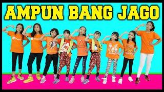 Download lagu GOYANG AMPUN BANG JAGO versi ANAK ANAK DANCE BATTLE - TAKUPAZ DANCE CREW omnibus law - DJ REMIX