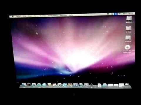 MAC OSX On PC Hardware - Kalyway 10.5.2