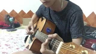 Phía sau ánh mắt buồn (Tong Hua) - |guitar cover|