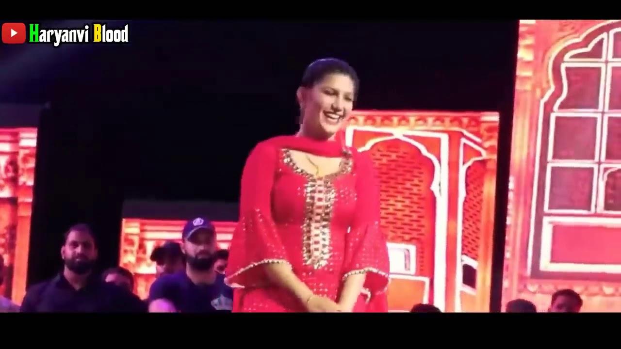 Download New song Sapna Chaudhari Gaj bhar pani Le Chali Manas Mishra