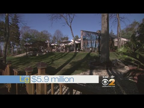 Living Large: Resort Style In Nissequogue