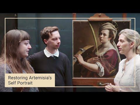 'It's True, It's True, It's True': Becoming Artemisia Gentileschi | National Gallery