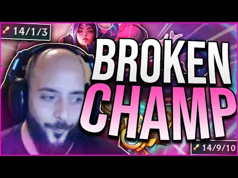 SoloRenektonOnly - DAY 68 THIS CHAMPION NEEDS TO BE NERFED IRELIA IS BUSTED
