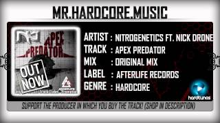 Nitrogenetics ft. Nick Drone - Apex Predator (FULL) [HQ|HD]