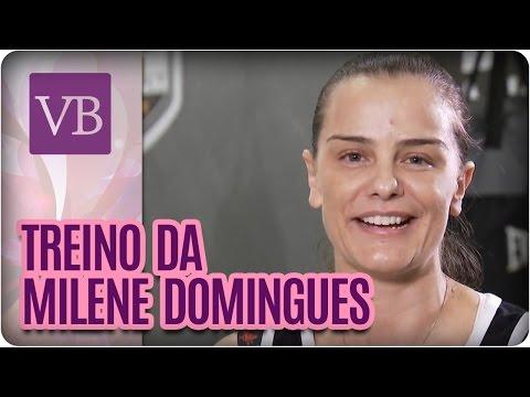 Você Bonita - Treino Milene Domingues (12/05/16)