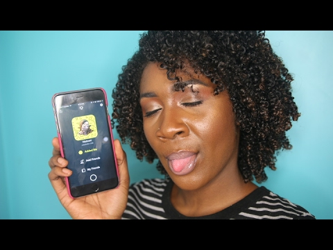 Snapchat Q&A   Nia Imani