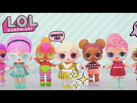LOL Surprise! | How Do You Unbox LOL Surprise! Fashion Crush? | LOL Fashion Outfits