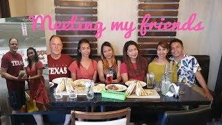 My Fiance meet my friends | LDR love story