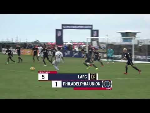 DA Playoffs: U-15 LAFC vs. Philadelphia Union