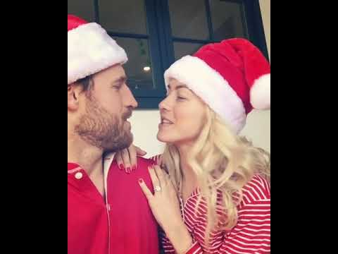 Julianne Hough's husband Brooks Laich says he is 'so proud' of wife after she reveals she is 'not straight'