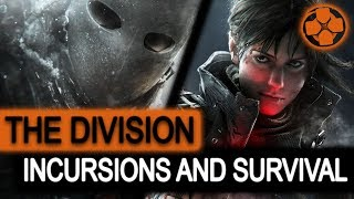 The Division 🔴 Running Incursions | Division Tech Farming | PC Gameplay