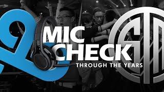 Mic Check: Cloud9 vs TSM | Through the Years