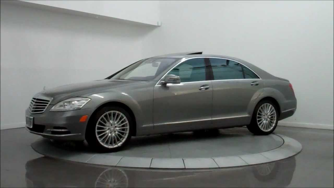 2010 Mercedes Benz S550 4matic Luxury Youtube