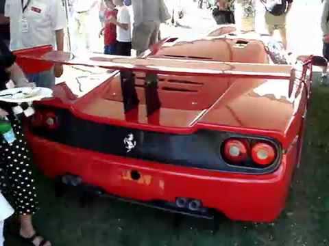 Auto Vino Presents Palo Alto Exotic Car Show