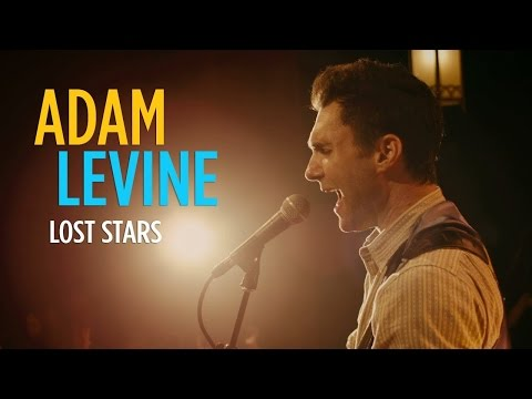 Adam Levine Lost Stars Lyrics