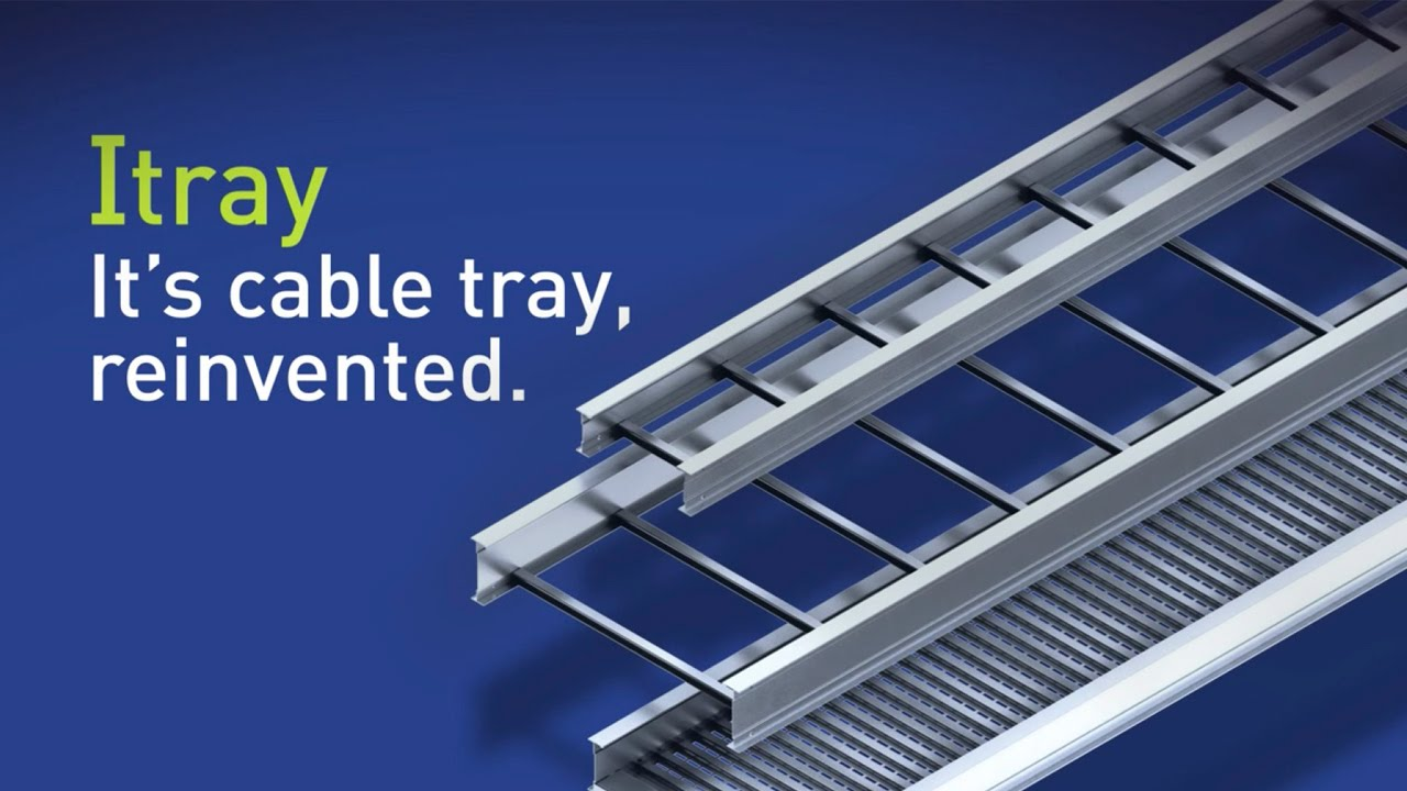 Cablofil New Itray Ladder Cable Tray It S Cable Tray