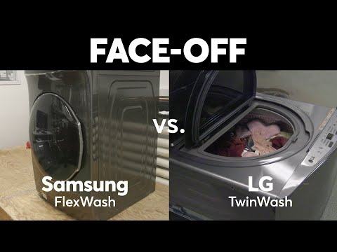 Face-Off: Samsung FlexWash vs. LG TwinWash | Consumer Reports