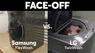 Face-Off: Samsung FlexWash vs. LG TwinWash | Consumer Reports thumbnail