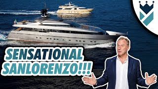 SANLORENZO YACHTS - EVERYTHING YOU EVER WANTED TO KNOW!!!