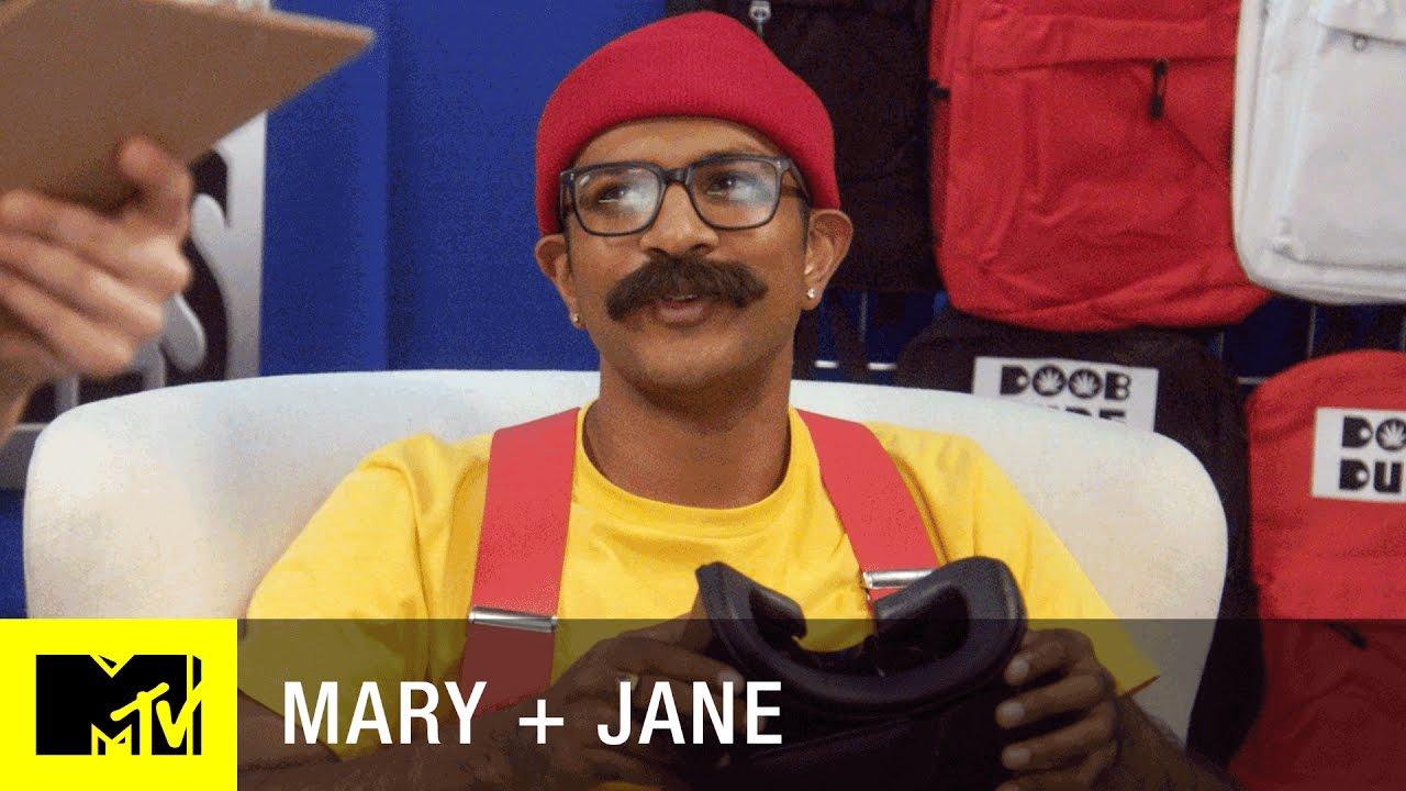 Download Mary + Jane | 'The Doob Dude Exclusive' Official Sneak Peek | MTV