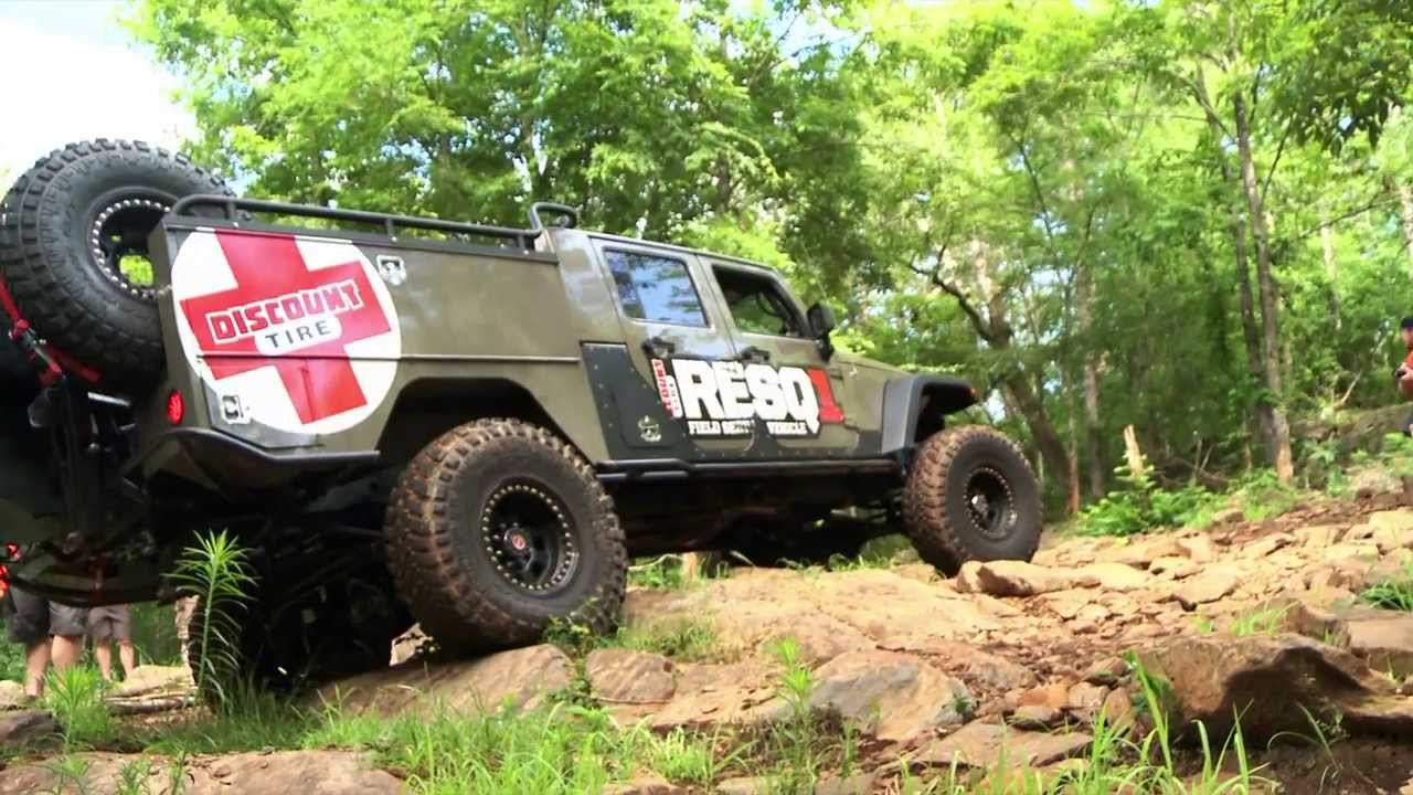Episode 4 Ultimate Adventure Off Road Service Truck