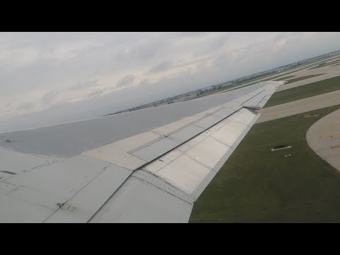 Delta Airlines McDonnell Douglas MD-88 [N939DL] push back, taxi, and takeoff from ORD