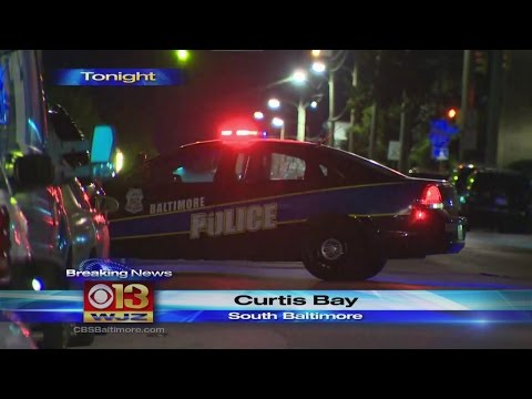 Baltimore Police Investigate Officer-Involved Shooting In Southern District