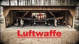 WW2 Action Figure: Luftwaffe (no music version)