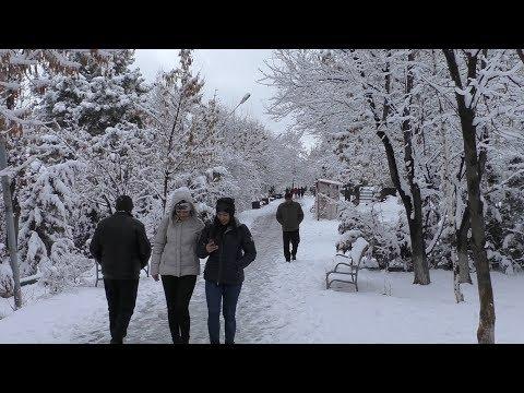 Yerevan, 28.02.19, Th, Dzyan Erkrord Ports, Dzmerva Verjin Or.