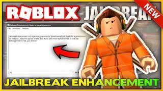 NEW ROBLOX EXPLOIT: JAILBREAK ENHANCEMENT (PATCHED) VEHICLES, JEWELRY, BANK AND MORE! (June 14th)
