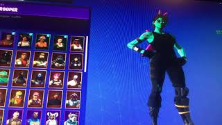 Selling/Trading Rare Fortnite Account (ghoul trooper,nog ops,merry marauder,red nosed raider)